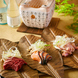 新メニュー【朴葉焼き】朴葉の芳醇な香りが絶品!