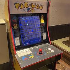 2Fには昔懐かしい『パックマン』のゲームが!!もちろん無料!!そしてハイスコアを出すと...なんと、アイスサービス☆彡是非チャレンジしてみて下さい!