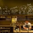 料理にこだわり、ドリンクにこだわり、内装にもこだわりの「非日常空間」いつもとは違う感覚を味わえる『炭火とチーズ NIKUBAKA 個室ダイニング・カフェ』として岐阜駅前にOPEN♪