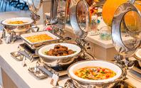 沖縄料理とトロピカル料理のコラボレーション