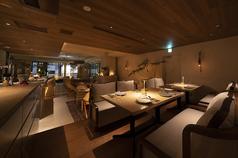 ALAN modern peruvian&open bar アラン モダン ペルヴィアン&オープンバーの特集写真