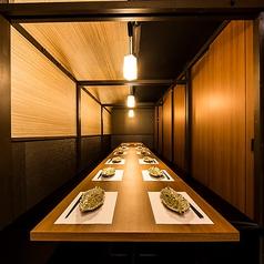 隠れ家個室居酒屋 八坂 銀座店の雰囲気1