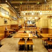天ぷら酒場 KITSUNE 知立店の雰囲気3