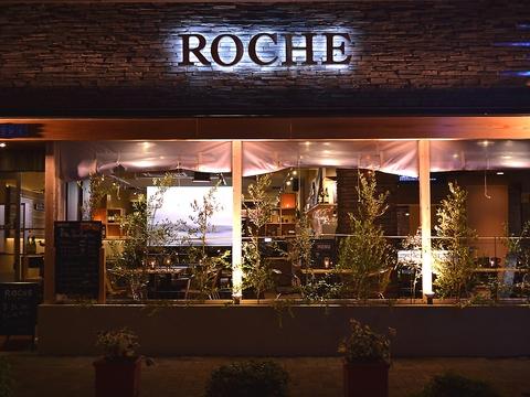 【ROCHE】開放感溢れるオープンテラスのカフェダイニング☆歓送迎会や2次会パーティに