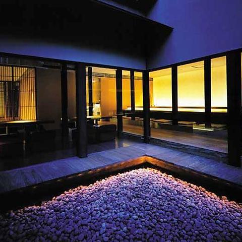 和風モダンの落ち着いた店内◎素朴でほっとするお料理をご用意しております。