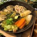 料理メニュー写真Oyster Ahijo -牡蠣のアヒージョ-