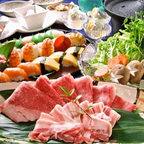 【15名様以上限定!】  完全貸切+カラオケ+コース料理 3500円〜