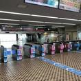 【道順:1】東急東横線&目黒線の元住吉駅へ♪★お店迄残り2分★