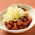 料理メニュー写真■純レバ