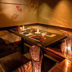 鶏優 torimasa 茶屋町Dining横丁店の雰囲気1