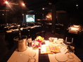 個室は複数ご用意◎各種宴会・パーティーや結婚式二次会も完全個室で可能!