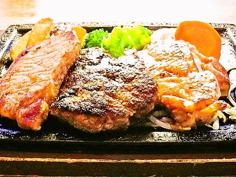 手づくりにこだわった料理を提供してくれる。小さい子どもから高齢者まで幅広く人気。