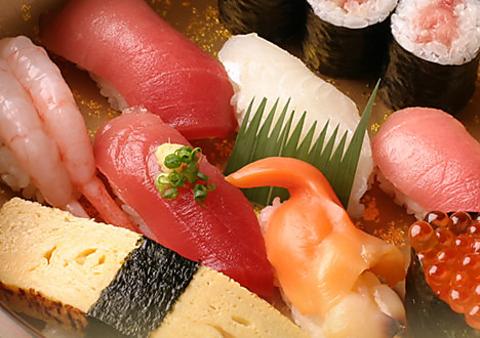 明治11年創業の川越の老舗。江戸前にぎりと本格日本料理をご堪能いただけます!
