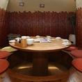 琉球酒場 カーニバル(りゅうきゅうさかば かーにばる)ではプライベート宴会にぴったりの【完全個室】をご用意しております!