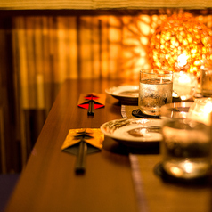 厳選鍋と地鶏炭火焼個室 羽根川 八重洲日本橋店の写真