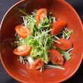 新鮮野菜を使用した【本日のサラダ】♪