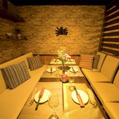 個室居酒屋の個室渋谷ならではのシャンデリアの照明がほんのり照らす個室空間。渋谷での落ち着いた雰囲気はデートや合コン、女子会、誕生日など様々なシーンに対応可能!渋谷らしい大人の空間をおしゃれな個室でご提供致します★充実の食べ放題・飲み放題も魅力のひとつ。女子会での食べ放題や飲み放題など大歓迎です!!