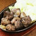 料理メニュー写真宮崎風鶏の炙り焼き