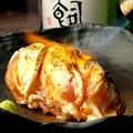 料理メニュー写真大山鶏炙り飯