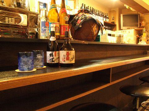 おきなわ料理とお酒、カラオケもできちゃうお店がここ大山に!