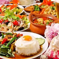 ガパオ食堂 恵比寿のコース写真
