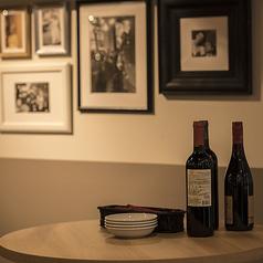 自然派ワインをおしゃれ空間で♪