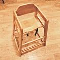 お子様用の椅子も用意しています