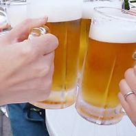 粟田口の飲み放題つき宴会コースは5,000円~ご用意♪