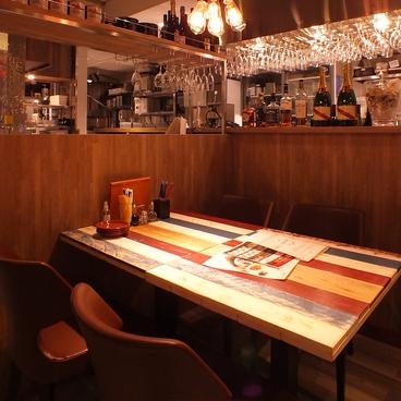 GUMBO & OYSTER BAR ガンボ オイスターバー ルミネエスト新宿店の雰囲気1