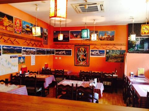 ネパール・インド料理&アジアンフードが楽しめるニューカトマンズキッチンです。