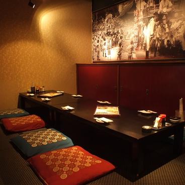 魚と串揚げ 串かっちゃん 広島店の雰囲気1