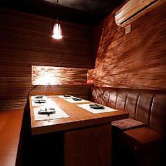 熟成地鶏と九州個室居酒屋 鶏番長 八王子店の雰囲気1