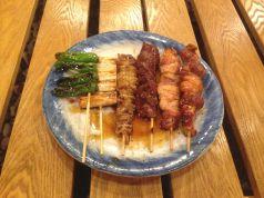 はなび 蕎麦地鶏料理の特集写真