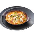 料理メニュー写真オマール海老のビスクソースシーフードグラタン