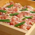 料理メニュー写真地鶏とたっぷり野菜の蒸篭