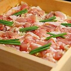 地鶏とたっぷり野菜の蒸篭