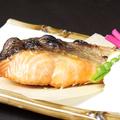 料理メニュー写真時鮭(ときしらず)