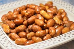 岩塩油揚げピーナッツ