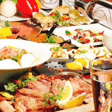 牡蠣 和牛 ほいさっさのおすすめ料理1