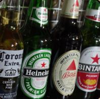 ビールをはじめ、ドリンク種類豊富◎