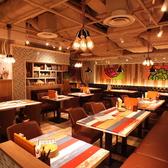 GUMBO & OYSTER BAR ガンボ オイスターバー ルミネエスト新宿店の雰囲気3