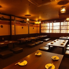Sanuki Wa-Fu Dining 真 SINの雰囲気1