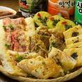 大久保ではあまり見る事のない「ジョン」韓国では祭に親戚や隣人など皆を誘いお祝いするときに食べられます