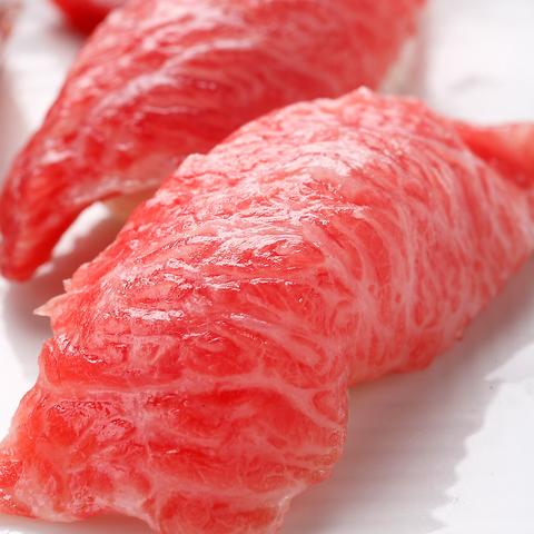 板前がカウンターで握る本格寿司をリーズナブルに楽しみませんか?