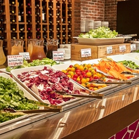 【GOCCHI BATTA 新宿歌舞伎町】鮮度抜群のブラジル野菜