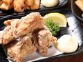 料理メニュー写真鶏の唐揚げ(4個)