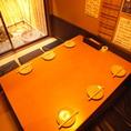 [1階] 1階奥の個室席【6名迄】