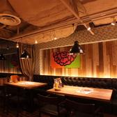 GUMBO & OYSTER BAR ガンボ オイスターバー ルミネエスト新宿店の雰囲気2