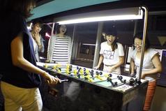 Table Soccer Cafe SHINES の写真