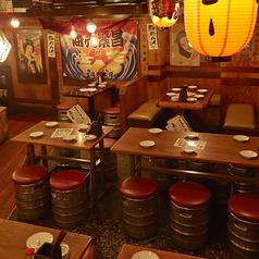 魚ます 町田店の雰囲気1